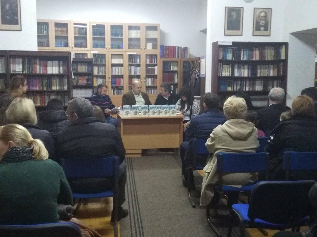 Knjižnica Novi Grad, Predstavljanje knjige Pjesmarica za djecu, Srećko Marčeta