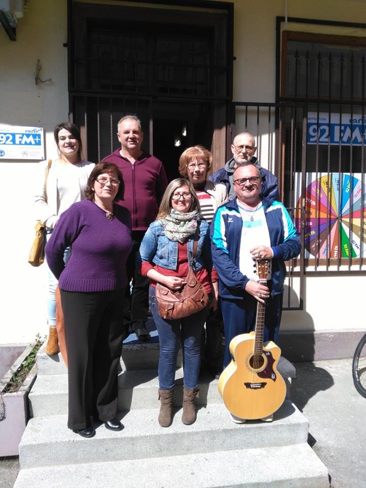 Radioemisija Ljepota stvaralaštva Brodskog Posavlja kroz riječi i stihove – Zavičajni pjesnici u eteru Radija 92FM