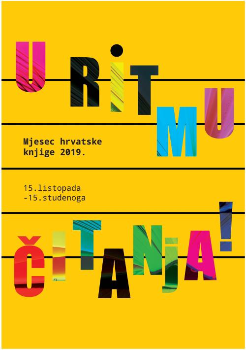 """U tijeku je """"Mjesec hrvatske knjige 2019.""""…"""